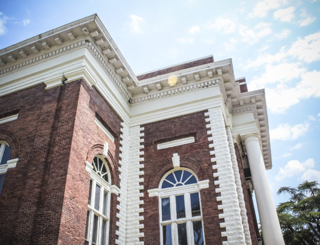 Tuskegee University Tompkins Hall Renovation