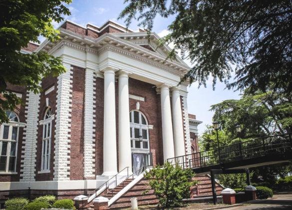 Tuskegee University Tompkins Hall Renovation
