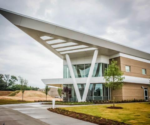 Atlanta Metropolitan College Academic Sciences Building