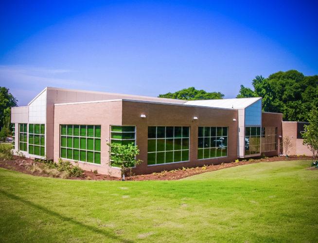 Southeast Atlanta Library, exterior