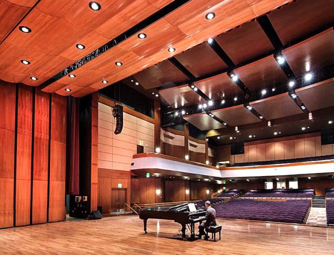 Ray Charles Performing Arts Center