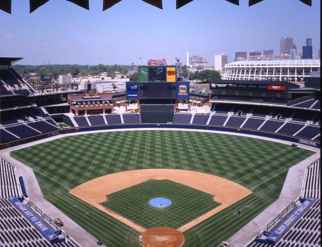 Braves Stadium, Turner Field
