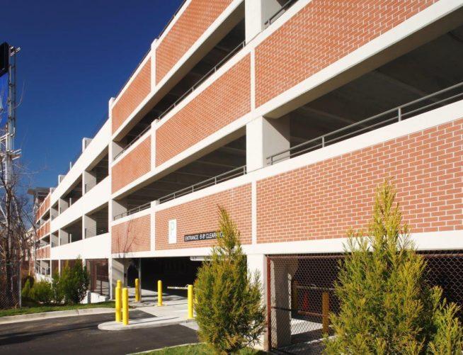 Atlanta Government Center Parking Deck