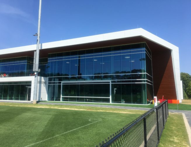 Atlanta United Exterior Training Facility