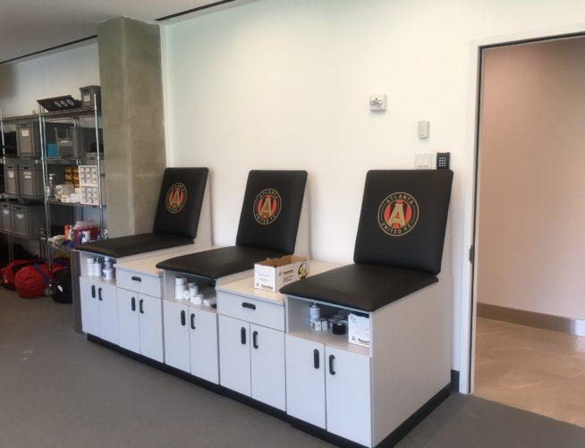 Atlanta United Training Center JV