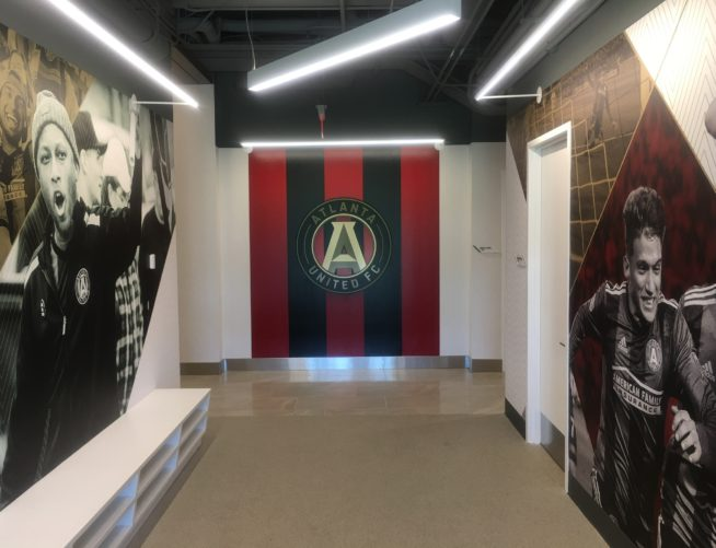 Atlanta United Training Center JV